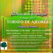 Cartel XI Montañas Burgos verano 2017- acabado