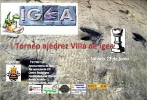 I Torneo ajedrez Villa de Igea